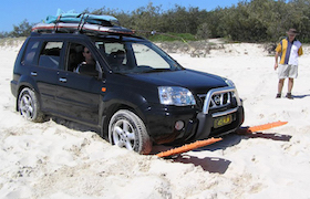 4wd recovery training