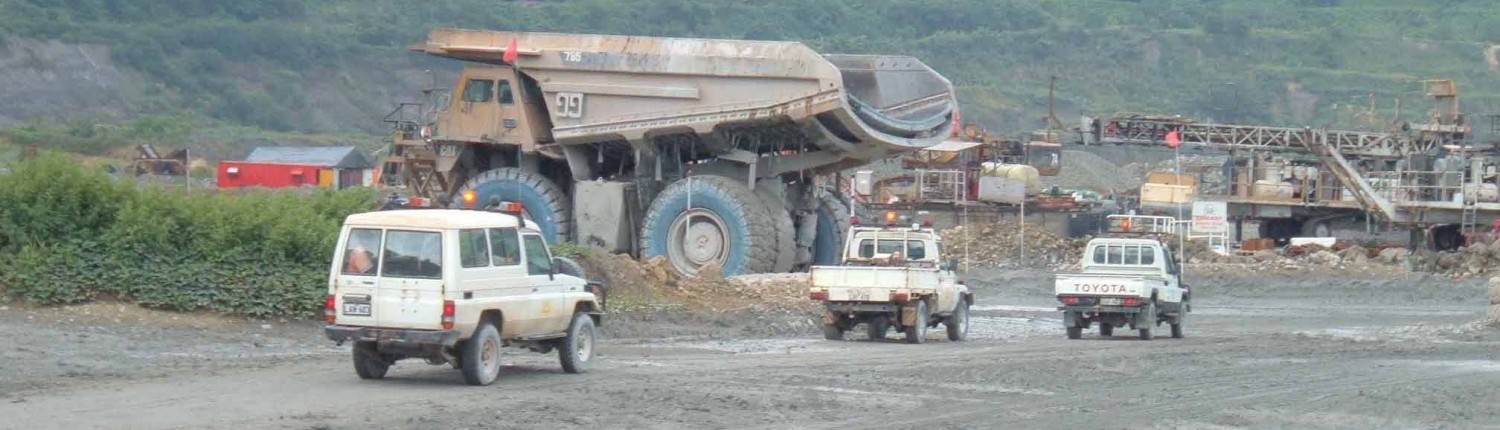 BMA Mine Specific Operate Light Vehicle