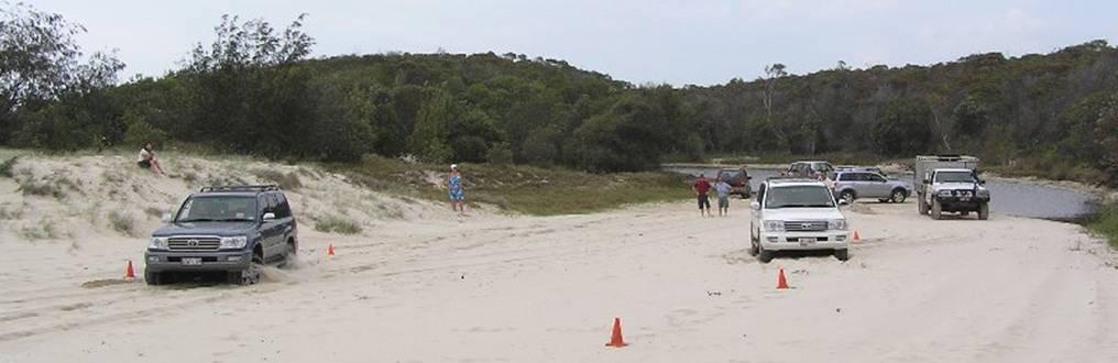 Sand Course