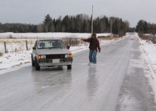 Six Driving Condions (Road Conditions)